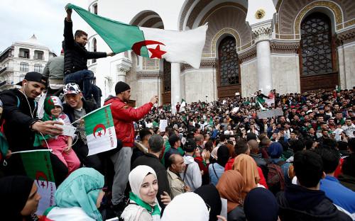 Фото:Ramzi Boudina / Reuters