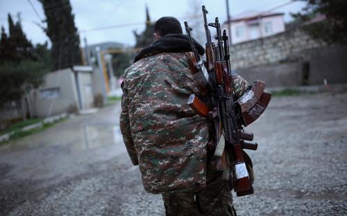 Фото:/Vahan Stepanyan / Reuters
