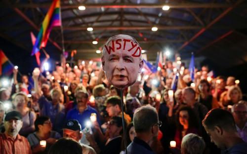 Фото:Agencja Gazeta / Jakub Wlodek via REUTERS