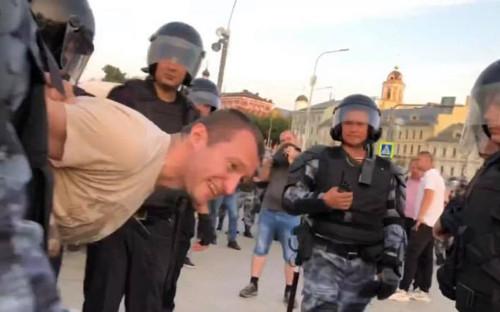 Журналист РБК Владимир Дергачев