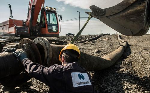 Фото: Дмитрий Шаромов / Greenpeace / AP