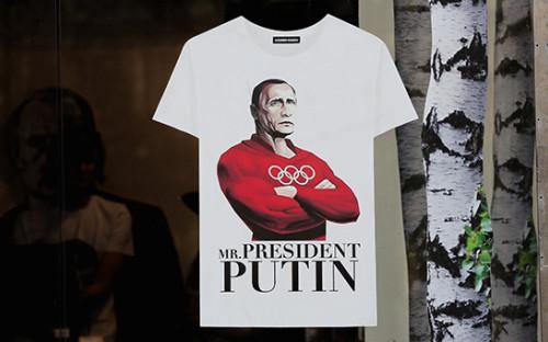 Многие европейцы рассматривают Владимира Путина как современного супергероя