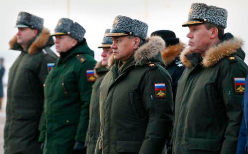 Фото: Вадим Савицкий / пресс-служба Минобороны РФ