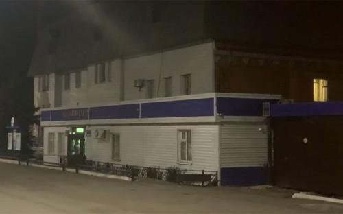 Здание ОМВД по Кукморскому району