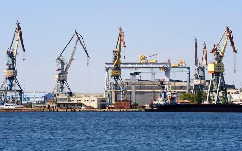Керченский судостроительный завод «Залив»