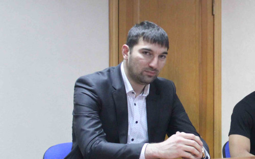 Ибрагим Эльджаркиев<br /> &nbsp;