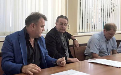 Леонид Ярмольник в Хамовническом суде