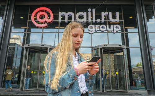 Фото:Масим Стулов / Ведомости / ТАСС