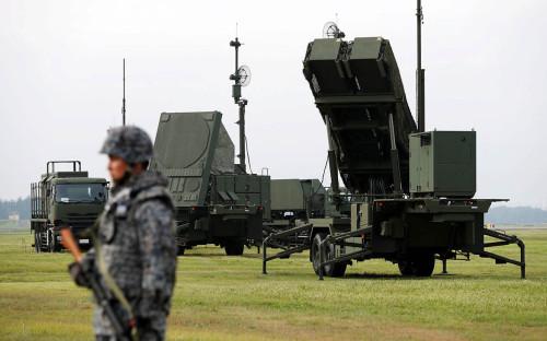 <p>ПВО Patriot</p>  <p></p>