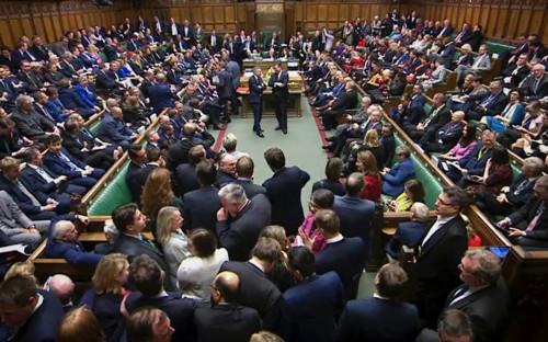 Фото:House of Commons via AP