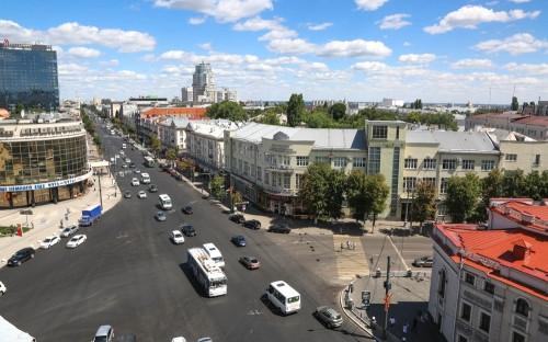 Фото: пресс-служба мэрии Воронежа