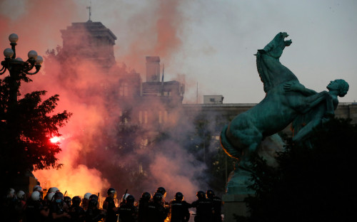 Фото: Darko Vojinovic / AP