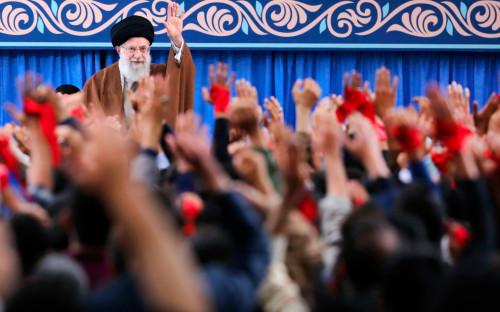 Фото:Пресс-служба аятоллы Али Хаменеи / AP