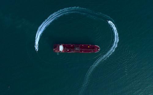 Задержанный танкер Stena Impero