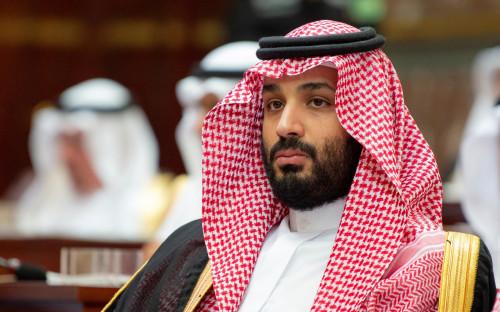 Мухаммед бен СальманАль Сауд