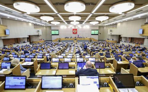 Фото:Пресс-служба Госдумы РФ / ТАСС