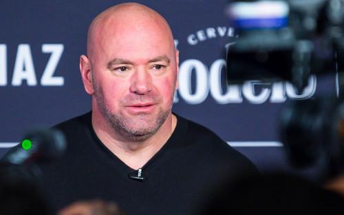Президент UFC Дэйна Уайт