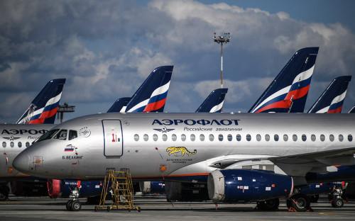 <p>Sukhoi Superjet 100</p>
