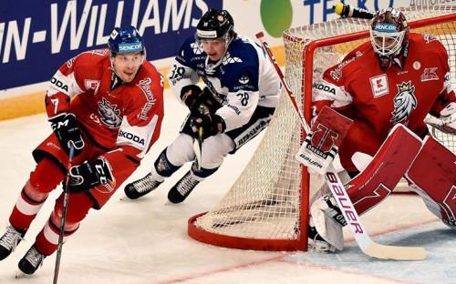 Фото: пресс-служба сборной Чехии по хоккею