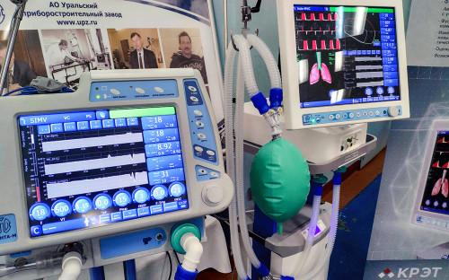 Аппарат искусственной вентиляции легких «Авента-М»