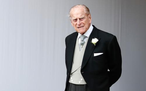 герцог Эдинбургский принц Филипп