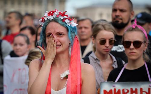 Фото:Татьяна Женкович / EPA / ТАСС