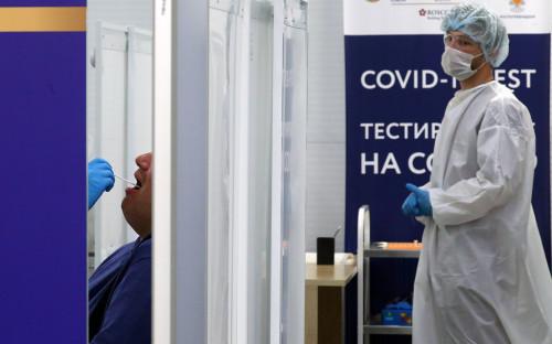 В «Векторе» сообщили о десятке тысяч штаммов коронавируса в России