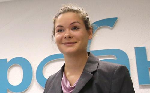 Заместитель губернатора Одесской области Мария Гайдар