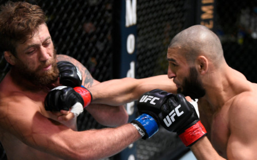 Фото:Хамзат Чимаев (Фото: UFC)