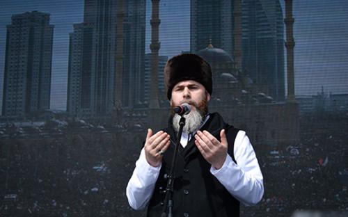 <p>Салах Межиев</p>  <p></p>