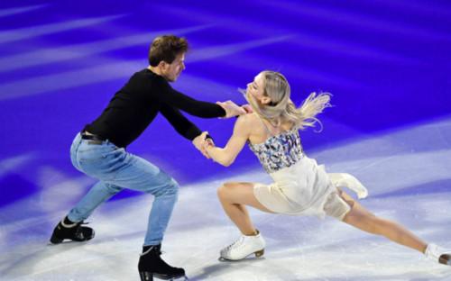 Фото:Виктория Синицина и Роман Кацалапов (Фото: AP)