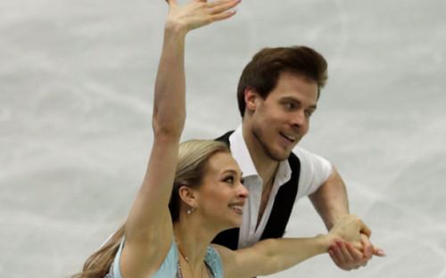 Фото: Виктория Синицина и Никита Кацалапов (Фото: AP)