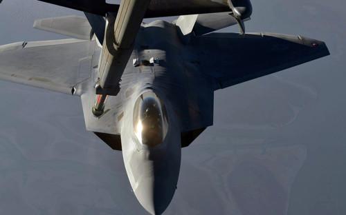 Фото:Maj. Jefferson S. Heiland / U.S. Air Force / Getty Images
