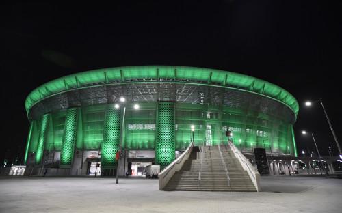 Cтадион имени Ференца Пушкаша в Будапеште
