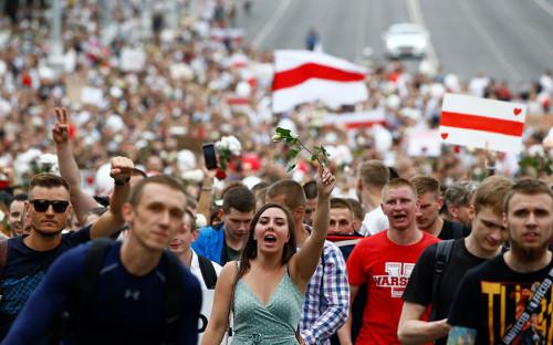 МИД Белоруссии назвал санкции Евросоюза «концом политики»