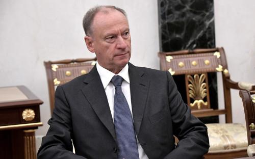 <p>Николай Патрушев</p>