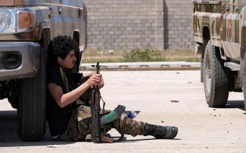 Фото:Esam Omran Al-Fetori / Reuters