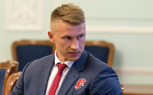 <p>Дмитрий Труненков</p>  <p></p>