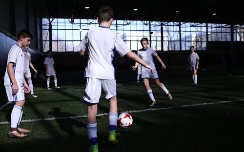 <p>Футбольный манеж &laquo;Чертаново&raquo;</p>