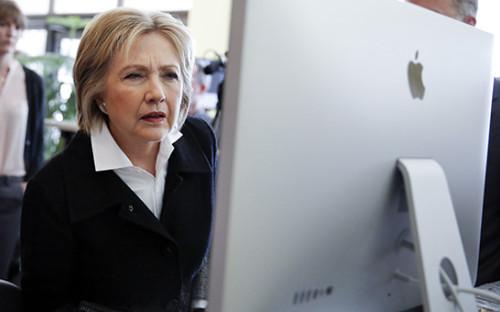 <p>Хиллари Клинтон</p>