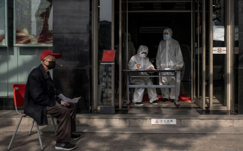 Фото: Gilles Sabrie / Bloomberg Businessweek