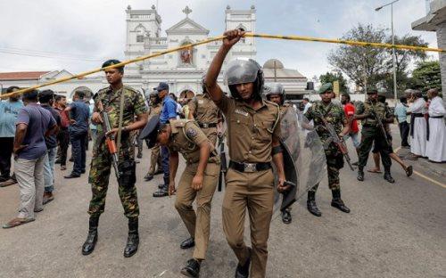 ИГ взяла на себя ответственность за взрывы на Шри-Ланке