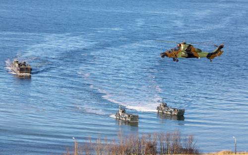 Фото:Gorm Kallestad / EPA / ТАСС