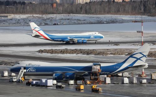 Boeing 747 авиакомпанииAirBridgeCargo