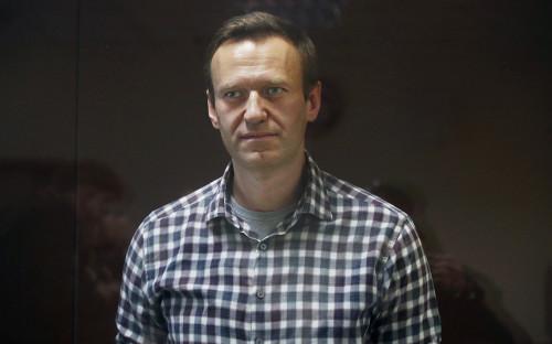 <p>Алексей Навальный</p>