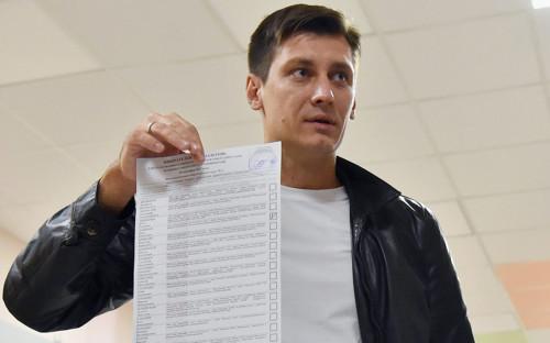 <p>Дмитрий Гудков</p>  <p></p>