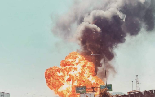 """В итальянском городе Болонья на шоссе Via Marco Emilio Lepido <a href=""""https://www.rbc.ru/society/06/08/2018/5b6843ec9a7947682d41261a"""">произошел</a> взрыв<br /> &nbsp;"""