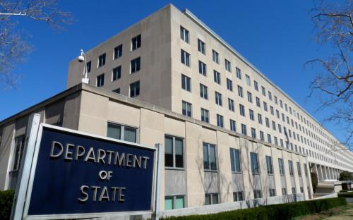Здание Государственного департамента США