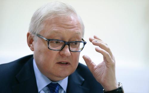 <p>Сергей Рябков</p>  <p></p>