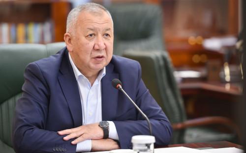 <p>Кубатбек Боронов</p>